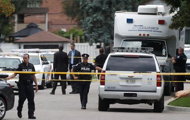 Выросло число жертв стрельбы в Торонто