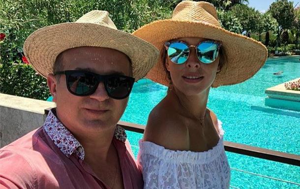 Осадчая и Горбунов поделились фото с отдыха