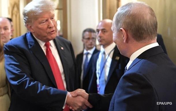 Трамп: На встрече с Путиным ничего ему не уступал
