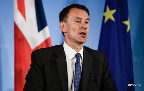 Лондон попередив про загрозу Brexit без угоди з ЄС