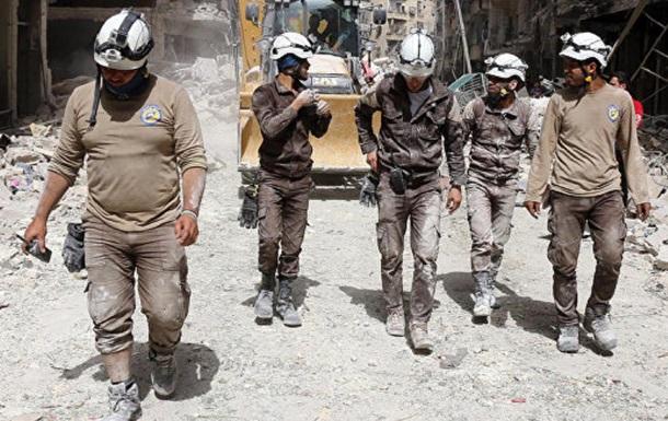 Сирія. Евакуація свідків російських злочинів – «Білих касок»