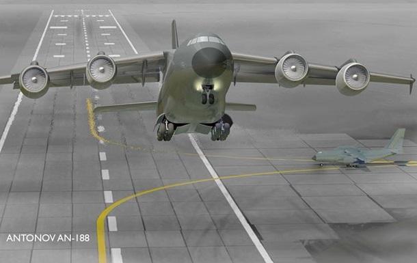 Антонов заключил соглашения на авиасалоне Farnborough