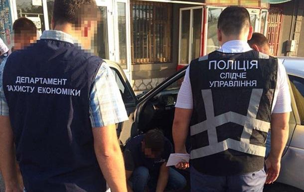 В Запорожской области на взятке попался заммэра