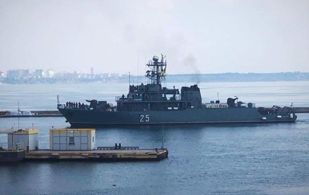 У НАТО розповіли, навіщо кораблі прибули в Одесу