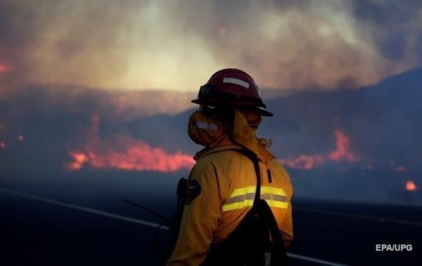 Жертвами лісових пожеж у Греції стали десять осіб
