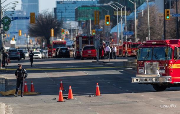 Стрельба в Торонто: нападавшего идентифицировали