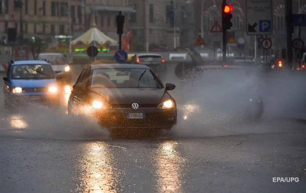 В Україні місцями пройдуть сильні дощі