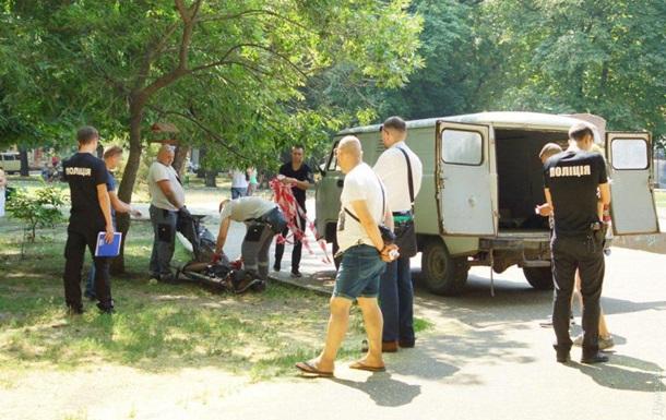 У сквері Одеси знайшли труп чоловіка