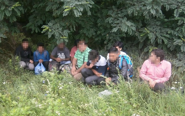Пограничники задержали группу нелегалов из Пакистана, Шри-Ланки и РФ