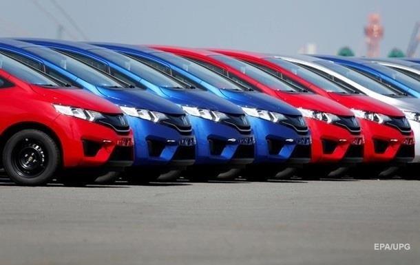За півроку в Україну ввезли автомобілів на $1 млрд