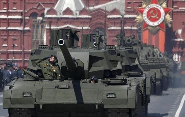 Росія зміцнила західний кордон військовими