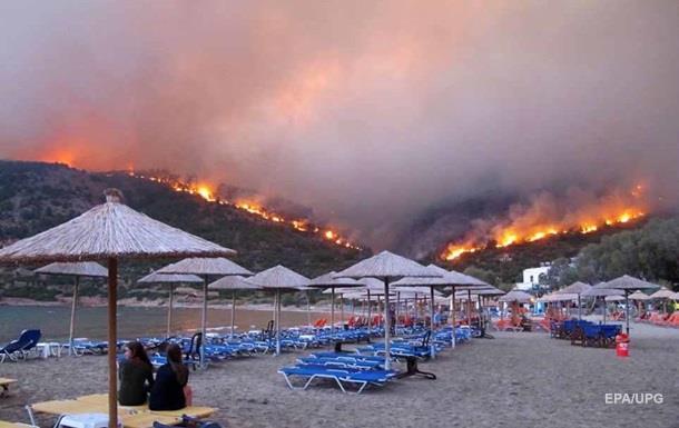 Апокаліпсис у Греції. Чому горять курорти