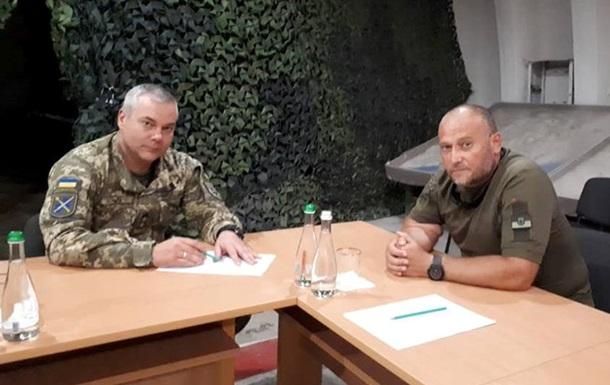Добровольча армія Яроша може стати частиною ЗСУ