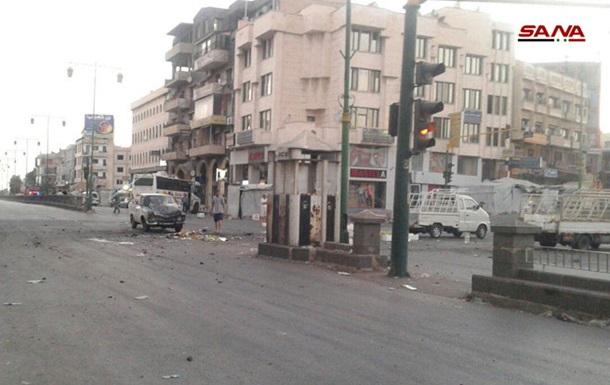 Теракт возле рынка в Сирии: около 40 погибших