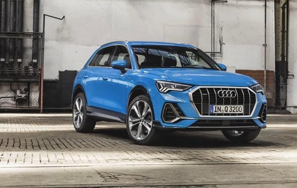 Немцы рассекретили внешность нового Audi Q3
