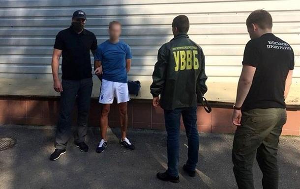 Офіцера-прикордонника затримали на хабарі