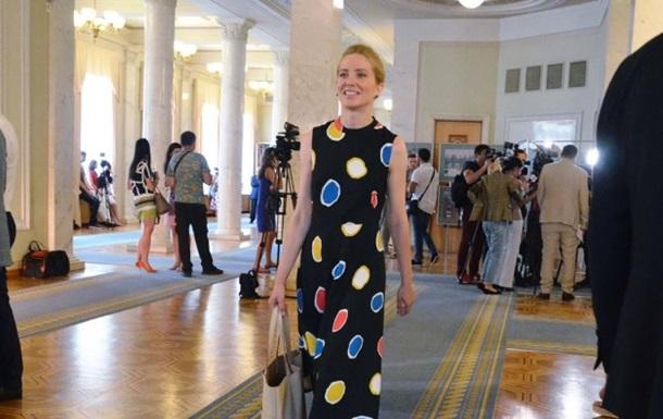 Депутат Залищук вышла замуж за британского юриста