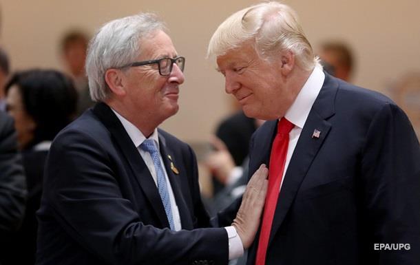 ЕС готов ответить США пошлинами на $20 миллиардов