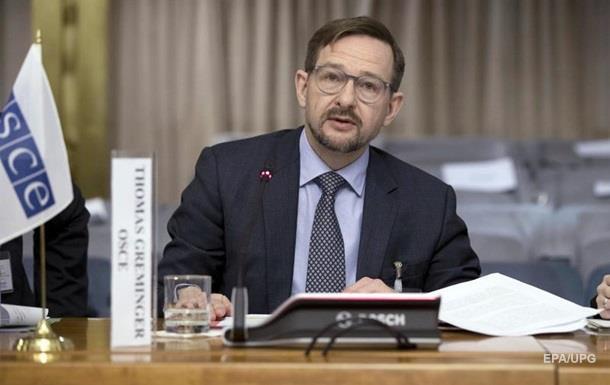 Генеральный секретарь ОБСЕ посетит Донбасс