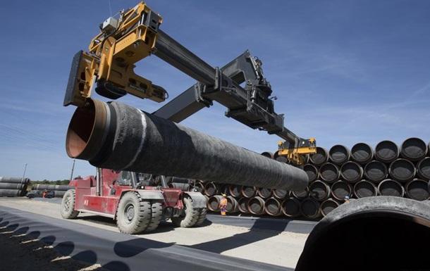 У Німеччині почали укладати труби для газогону  Північний потік-2