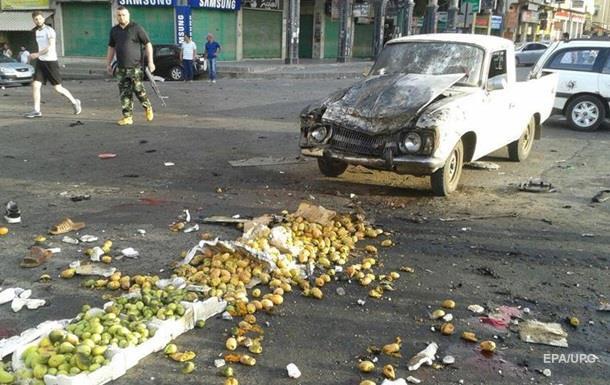 Более 200 человек убиты в результате серии терактов в Сирии
