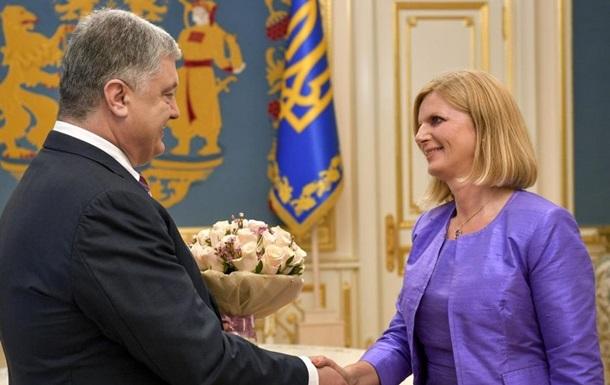 Порошенко вдячний Словенії за підтримку