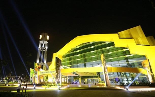 В ОАЕ відкрили найбільший критий парк розваг