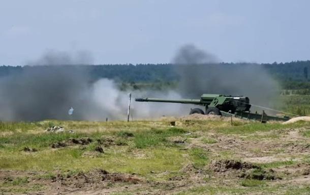 В Україні випробували нові снаряди - Порошенко