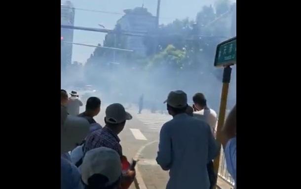 Біля посольства США в Китаї стався вибух