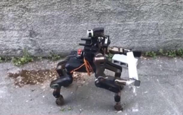В Італії створили робота-кентавра