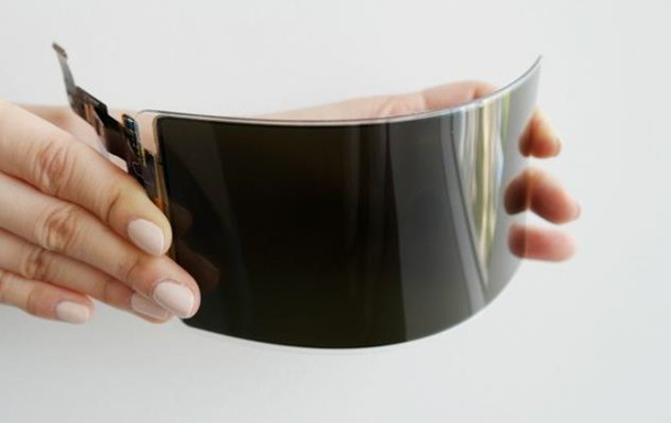 Samsung создала небьющийся OLED-экран
