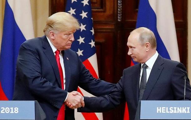 Документ про Крим. Звіт зустрічі Трампа і Путіна