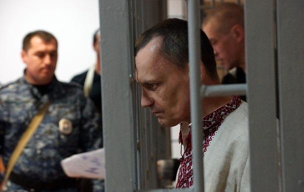 Российский омбудсмен посетила заключенного украинца Карпюка