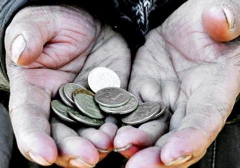 Мизерные зарплаты шахтеров в ДНР