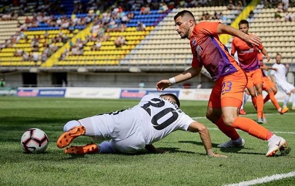 Футбол: Юргорден - Маріуполь 1:1. Онлайн