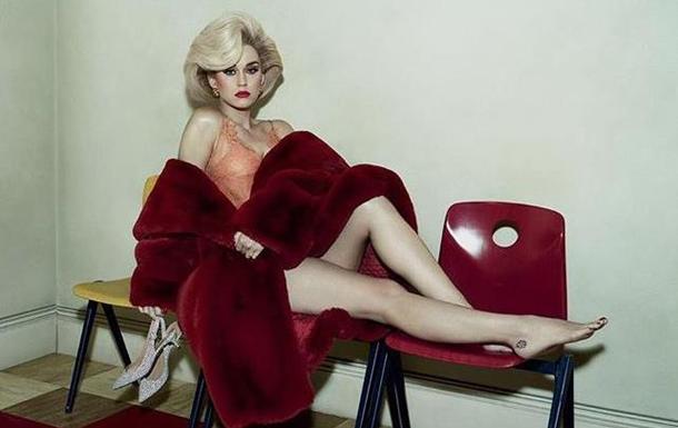 Кэти Перри стала лицом Vogue Australia
