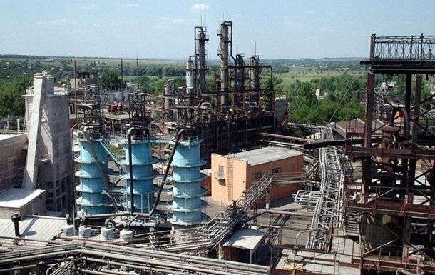 Торецький фенольний завод був під обстрілом - СЦКК