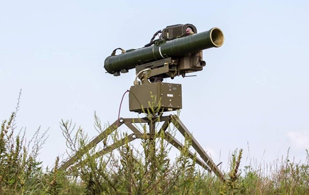 В Україні успішно випробували протитанкові ракети