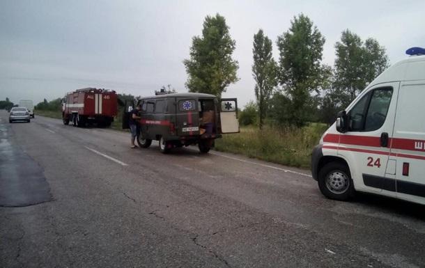 ДТП в Днепропетровской области: есть жертвы, пять пострадавших
