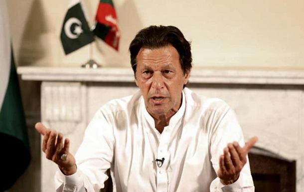 Партія екс-спортсмена перемагає на виборах у Пакистані