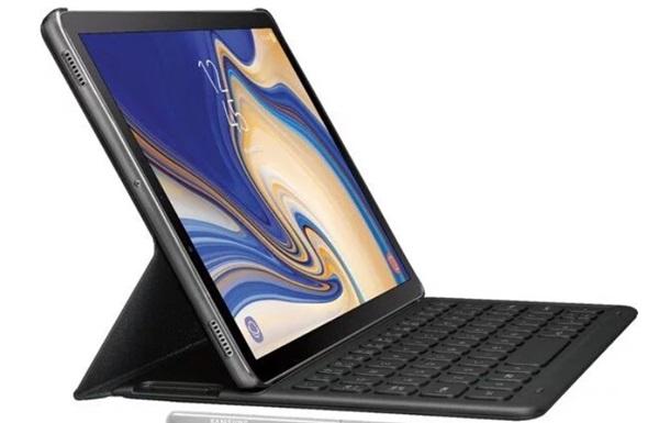 Samsung Galaxy Tab S4: видео