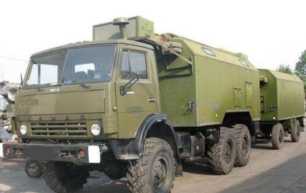В Виннице офицер ВСУ похитил грузовик КамАЗ