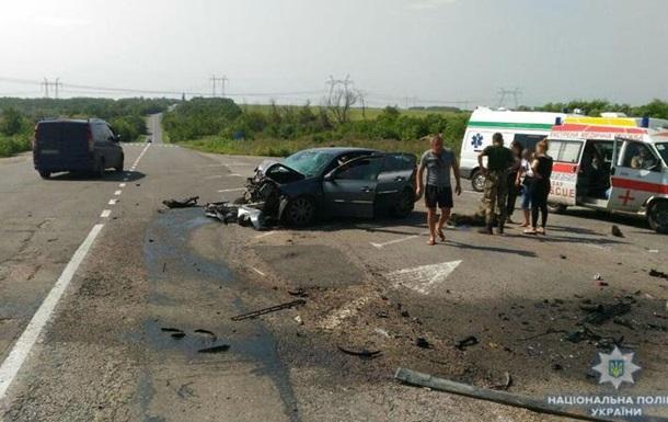 В Донецкой области в ДТП погибли три человека