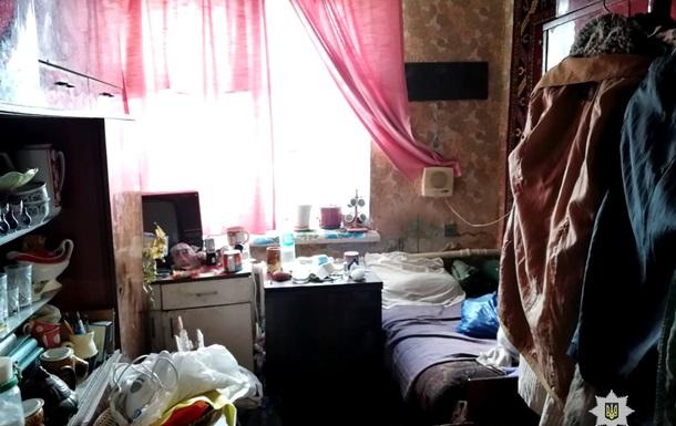 В Харькове женщина из ревности убила пенсионера