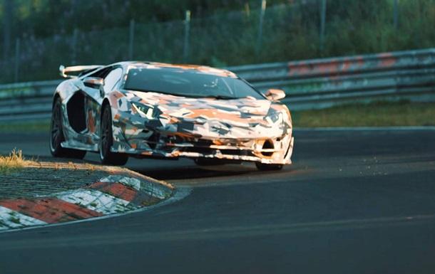 Спорткар Lamborghini установил новый мировой рекорд