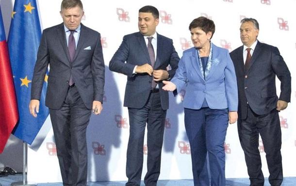Друзья, союзники, кто? Отношения Украины с западными соседями