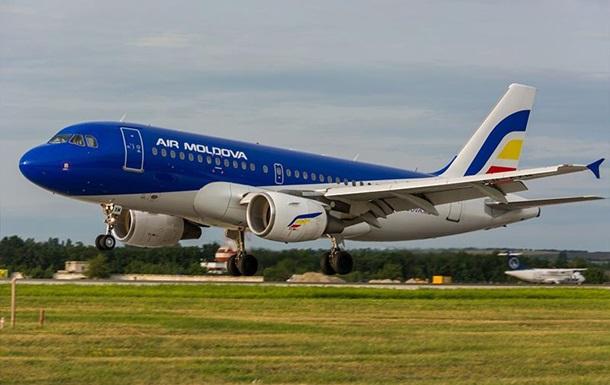 Air Moldova відкриває рейси Кишинів-Київ