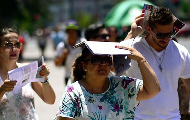 У Мексиці жертвами спеки стали семеро людей
