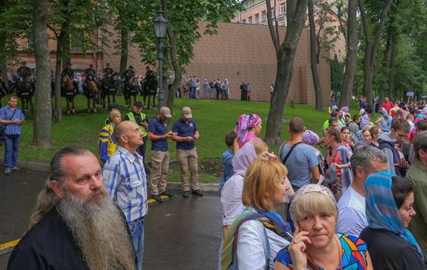В Житомирской области в ДТП попал автобус, перевозивший паломников