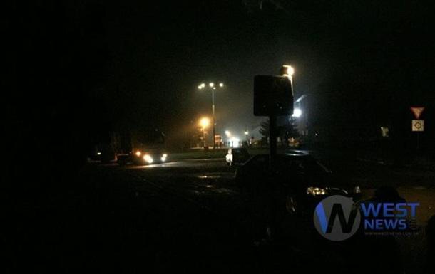 На Прикарпатті авто в їхало в протестувальників